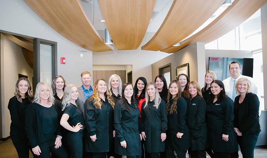 Redmond Signature Dentistry Team